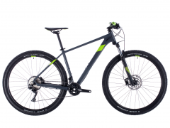 دوچرخه کوهستان کیوب مدل اتنشن سایز 27.5 - CUBE ATTENTION