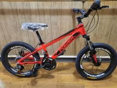 دوچرخه اورلرد (OVERLORD) سایز 20 آهنی و دیسکی کد 2010023