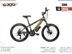 دوچرخه المپیا زارا کد 24133 سایز 24 -   OLYMPIA ZARA