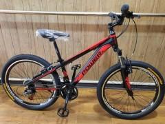 دوچرخه پاور سایز 24 تنه آلومینیوم کد 2410 - POWER