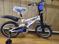 دوچرخه پاور دو کمک دار سایز 16 کد 1606 - POWER
