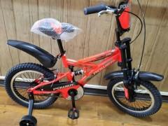 دوچرخه پاور دو کمک دار سایز 12 کد 1206 - POWER