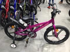 دوچرخه اورلرد (OVERLORD) سایز 20 آهنی و دیسکی