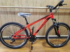 دوچرخه پاور سایز 27.5 تنه آلومینیوم ترمز ویبرک کد 2709 - POWER