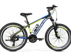 دوچرخه ولوپرو ویبرک سایز 24 کد 2400773- مدل VELOPRO P1000-V