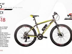دوچرخه ویوا آئودی سایز 26 کد 2618 -  VIVA AUDI