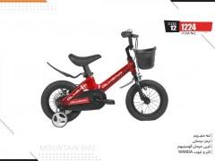 دوچرخه المپیا منیزیمی سایز 12 کد 1224 - OLYMPIA