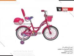 دوچرخه المپیا مدل رامبو سایز 16 کد 1606 - OLYMPIA