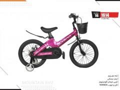 دوچرخه المپیا منیزیمی سایز 16 کد 1614 - OLYMPIA
