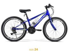 دوچرخه آمانو سایز 24 کد 2400786- مدل GT2407