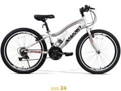 دوچرخه آمانو سایز 24 کد 2400787- مدل GT2408