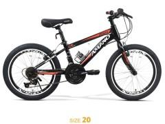 دوچرخه آمانو سایز 20 کد 2010076- مدل GT2007