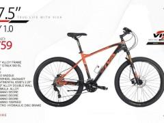 دوچرخه ویوا مدل فلای کد 2759 سایز 27.5 -  VIVA FLY 1.0