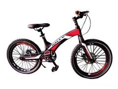 دوچرخه رالی منیزیمی سایز 20 - RALLY دیسکی کد 204211