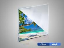 چاپ شیشه