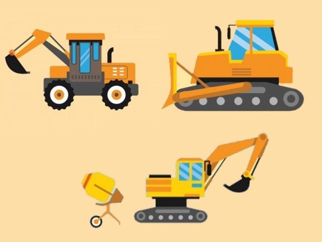 ماشین آلات ساختمانی