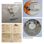 SANCO SPA & SCAME srl Software+Dongle