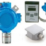 SENSITRON SMART3NC GAS DETECTOR