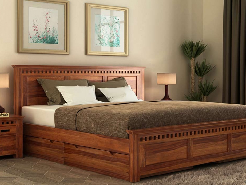 انواع مدل تخت خواب دو نفره جدید و شیک