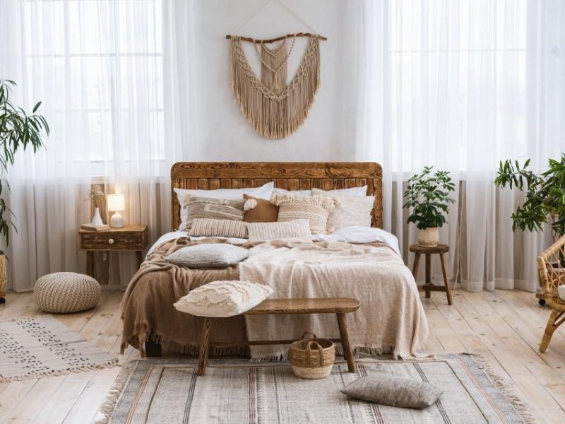 تخت خواب مینیمال بهترین انتخاب برای دکوراسیون مدرن