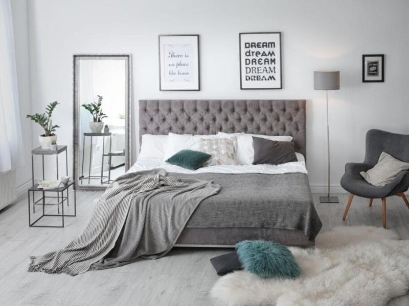 بهترین تخت خواب مناسب اتاق کوچک