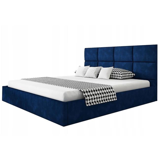 تخت خواب دونفره مدل کارو سایز 160×200 سانتی متر