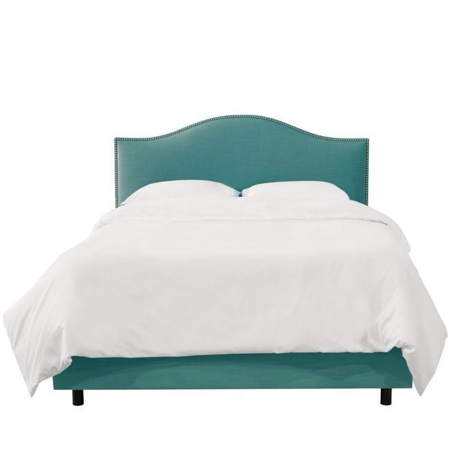 تخت خواب دونفره مدل ملودی موج در سایز 160×200 سانتی متر
