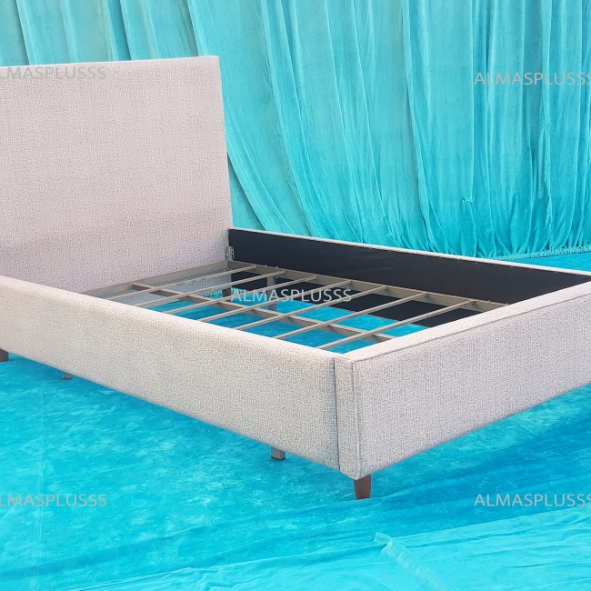 تخت خواب دونفره مدل T4 دونفره سایز 180×200 سانتی متر