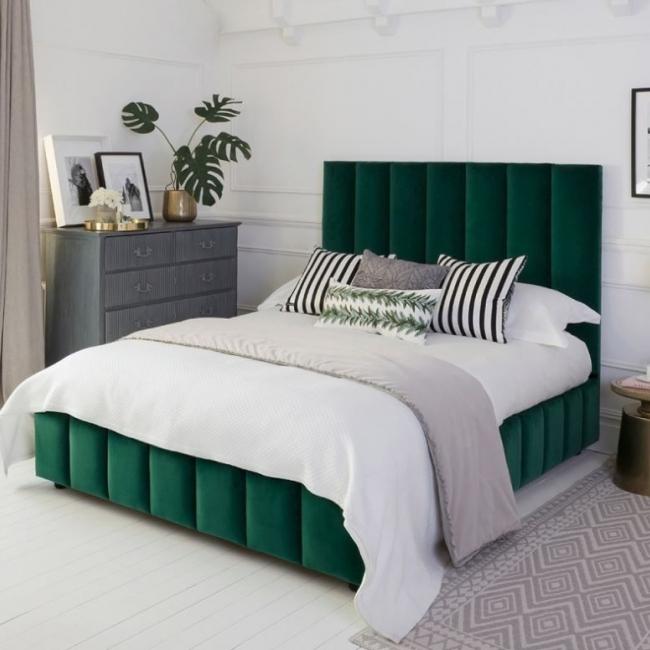 تخت خواب دونفره مدل پریما  سایز 160×200 سانتی متر
