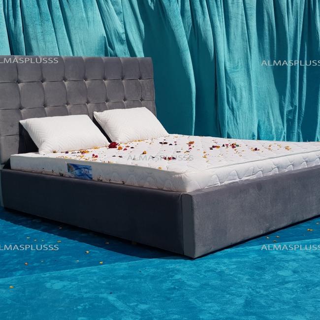 تخت خواب مدل E250 دونفره سایز 160×200 سانتی متر