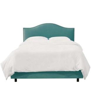 تخت خواب دونفره مدل ملودی موج در سایز 120×200 سانتی متر