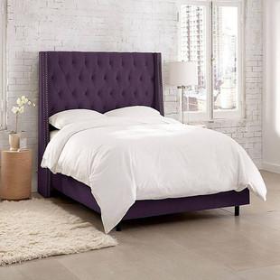 تخت خواب دونفره مدل نارین سایز 180×200 سانتی متر