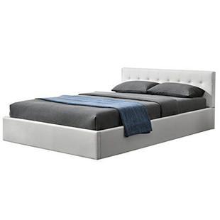 تخت خواب دو نفره مدل ملیکا سایز 160x200 سانتی متر
