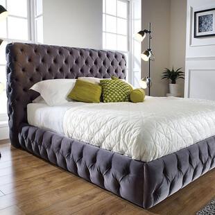 تخت خواب دونفره مدل رکسانا سایز 160×200 سانتی متر