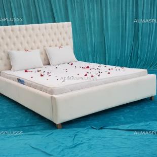 تخت خواب دونفره کد 32017 سایز 160×200 سانتی متر