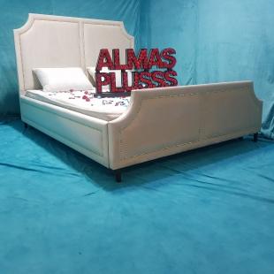 تخت خواب دونفره مدل مارال سایز 180×200 سانتی متر