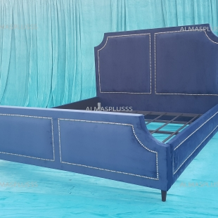 تخت خواب دونفره مدل مارال سایز 120×200 سانتی متر