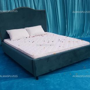 تخت خواب دونفره مدل ملودی موج  در سایز 180×200 سانتی متر
