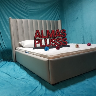 تخت خواب دونفره مدل آتوسا سایز 160×200 سانتی متر
