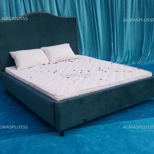 تخت خواب دونفره مدل ملودی موج  سایز 160×200 سانتی متر