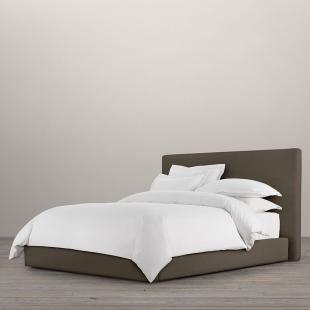 تخت خواب دونفره مدل ویانا سایز 160×200 سانتی متر