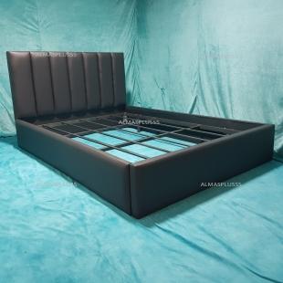 تخت خواب دونفره مدل وستا 1 سایز 160×200 سانتی متر