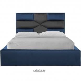 تخت خواب دونفره مدل نانسی سایز 160×200 سانتی متر