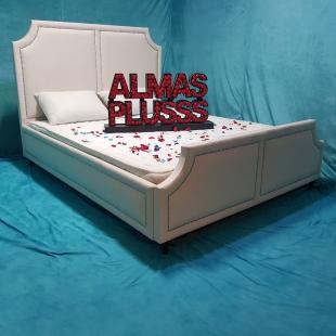 تخت خواب دونفره مدل مارال سایز 160×200 سانتی متر