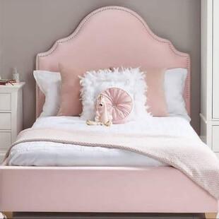 تخت خواب دونفره مدل منچستر سایز 160×200 سانتی متر