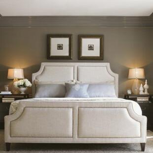 تخت خواب دونفره مدل رامونا سایز 160×200 سانتی متر