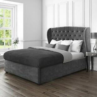تخت خواب دونفره مدل اطلس سایز 180×200 سانتی متر