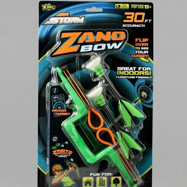 تیر و کمان زینگ مدل Air Strom Zano Bow