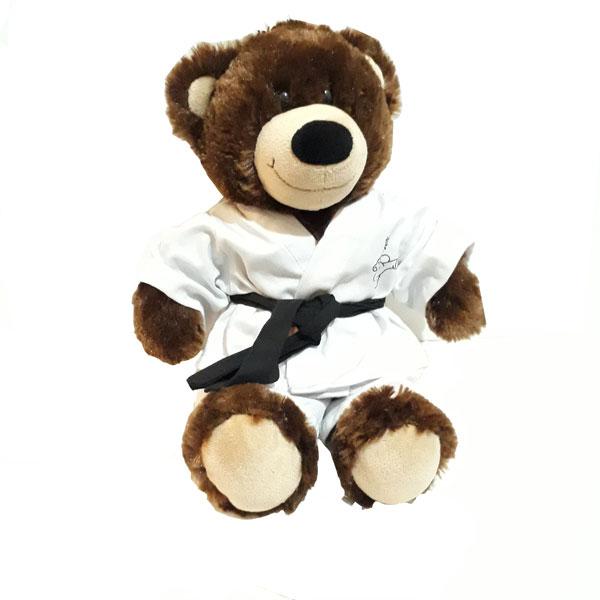 عروسک پولیشی مدل خرس کونگ فو کار