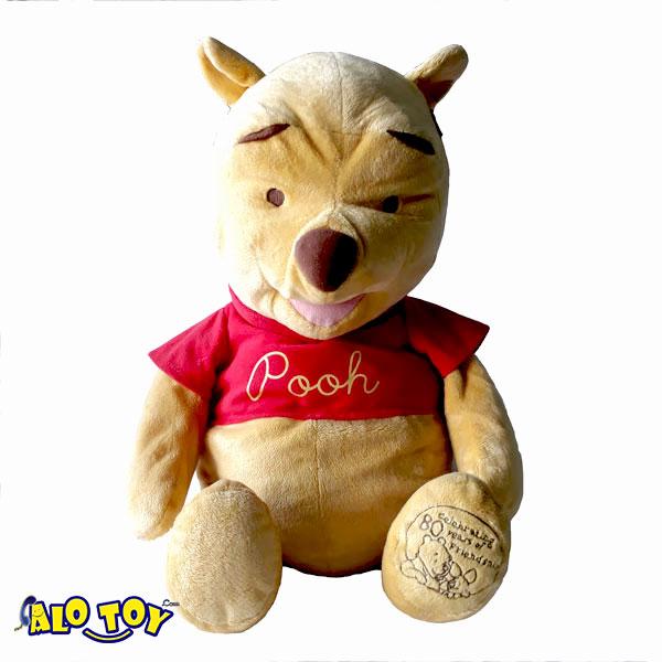 عروسک پولیشی دیزنی خرس پو